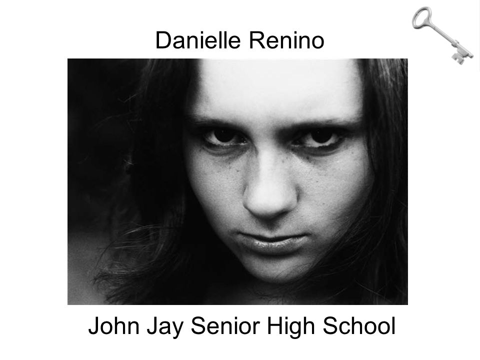 Danielle Renino John Jay Senior High School