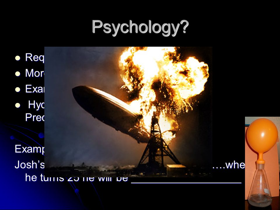 Psychology. Requires critical thinking skills!!. Requires critical thinking skills!!.