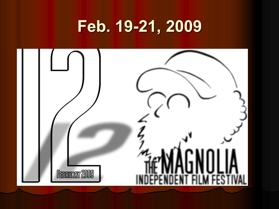 Feb. 19-21, 2009