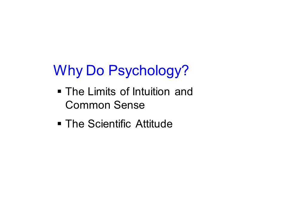 Many factors influence behavior.