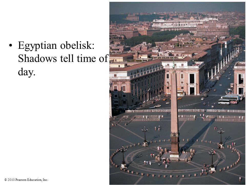 © 2010 Pearson Education, Inc.
