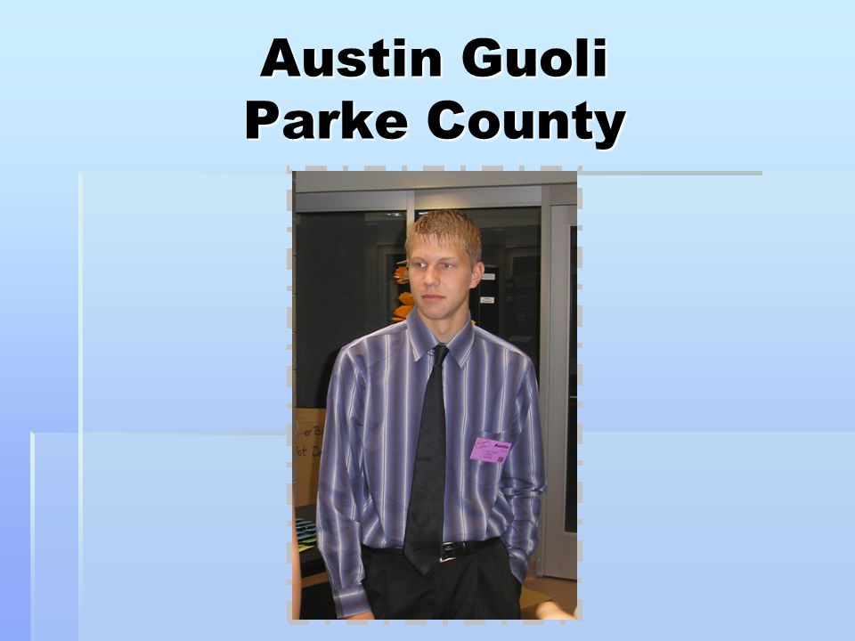 Austin Guoli Parke County
