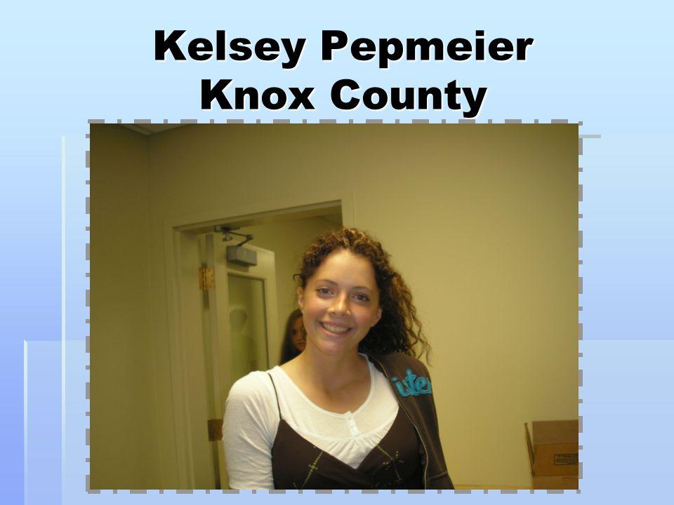 Kelsey Pepmeier Knox County