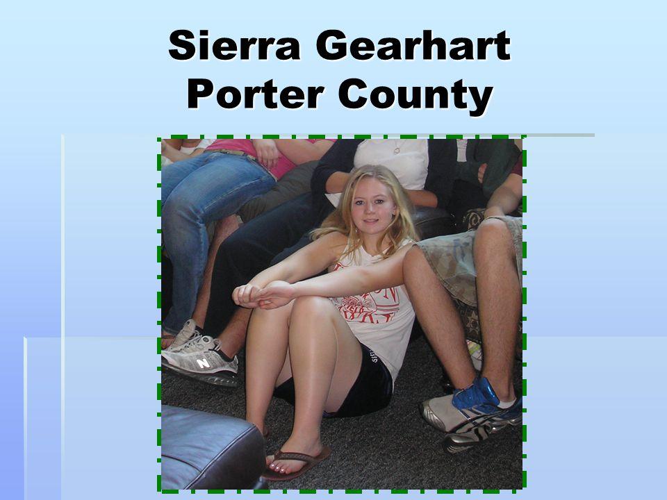 Sierra Gearhart Porter County