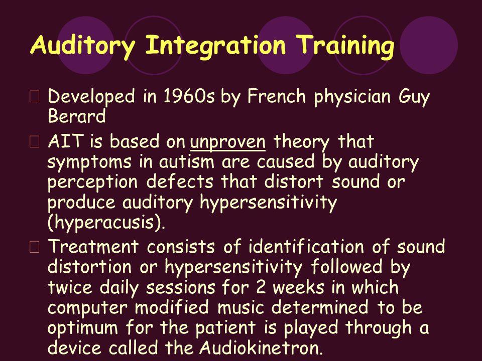 Integrated Treatment Model