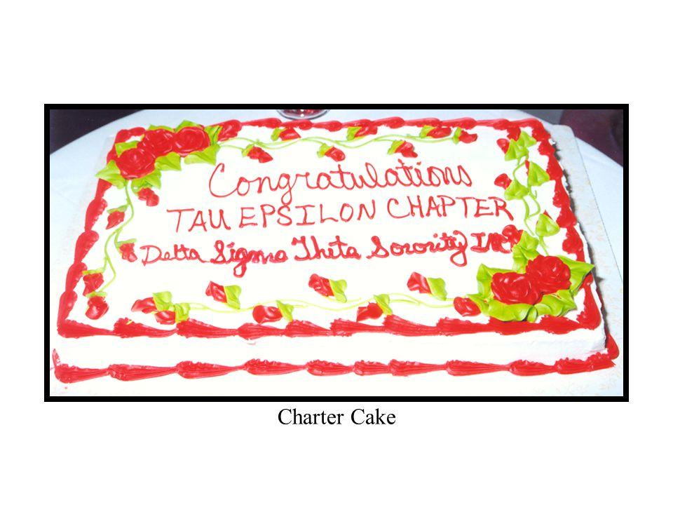 Charter Cake