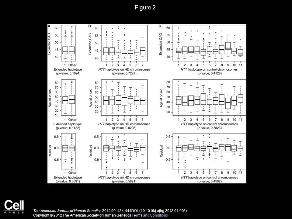 Figure 3 The American Journal of Human Genetics 2012 90, 434-444DOI: (10.1016/j.ajhg.2012.01.005) Copyright © 2012 The American Society of Human Genetics Terms and Conditions Terms and Conditions