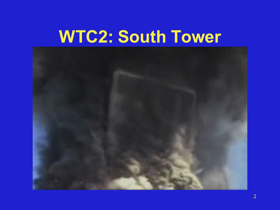 3 WTC1: North Tower