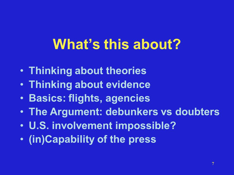 48 Evidence/testimony credibility Correspondence to physical reality Changes in story Inherent predisposition Nature of expert Reputation of source Technical issues Quotation issues Contradicting evidence Misleading What else??