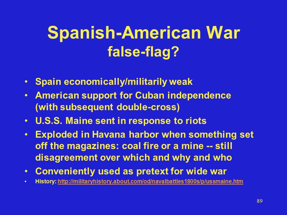 89 Spanish-American War false-flag.