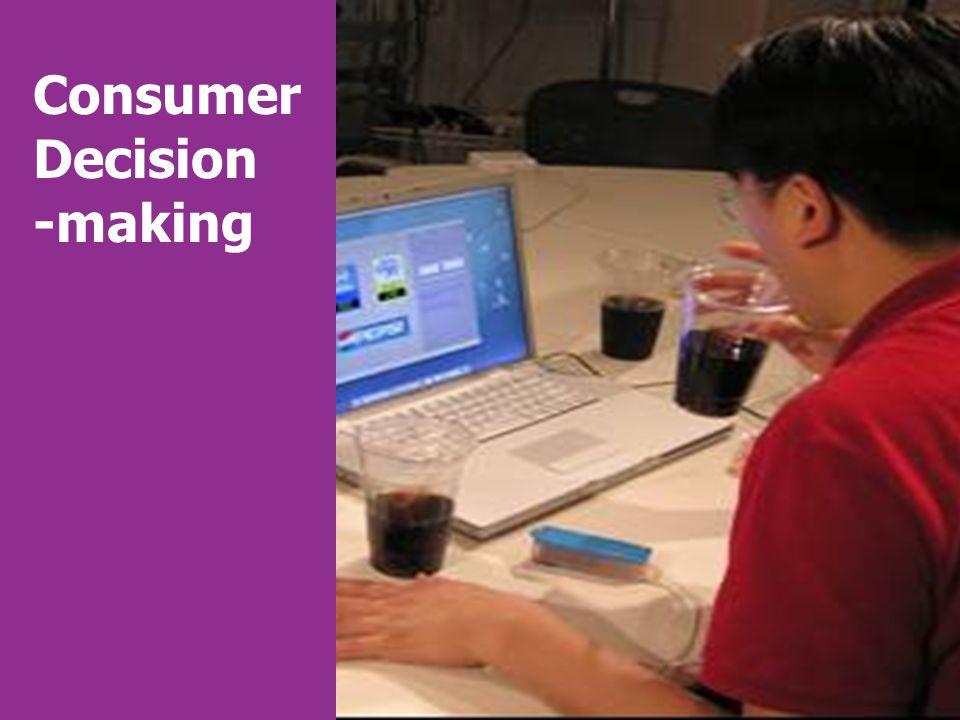 Consumer Decision -making