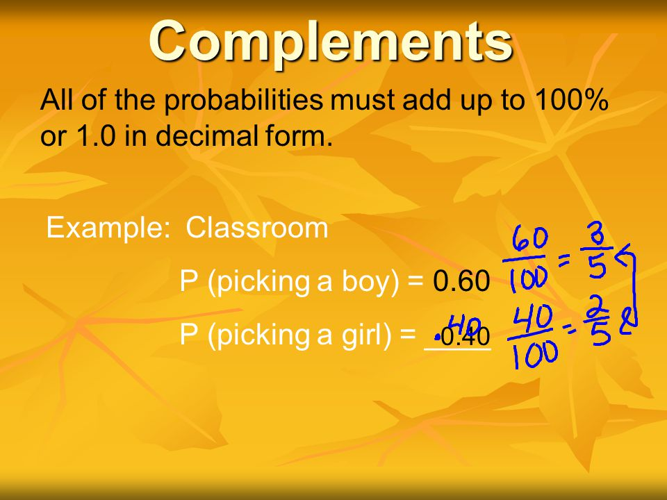 Example 2 From a class of 24, the teacher is randomly selecting 3 to help Mr.