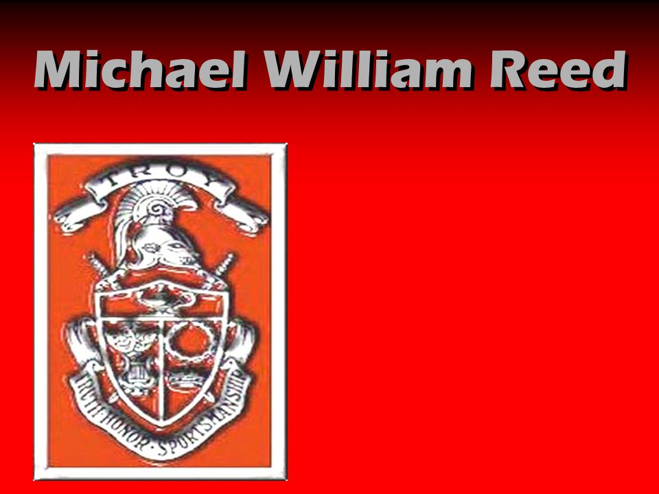 Michael William Reed