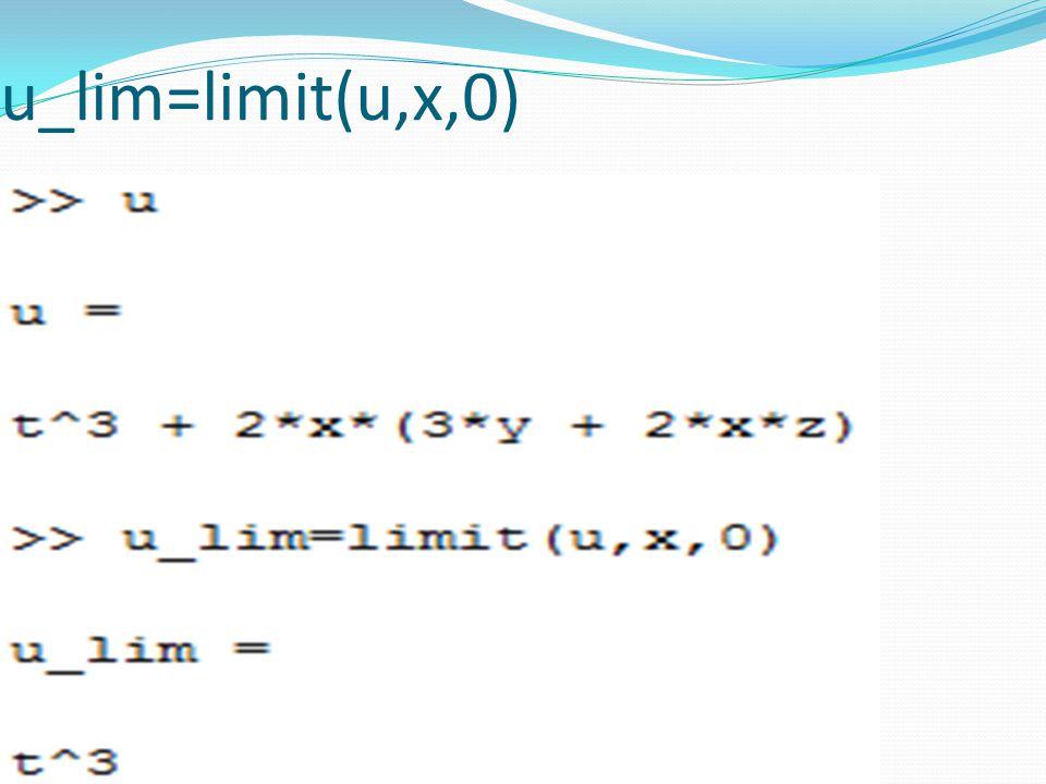 u_lim=limit(u,x,0)
