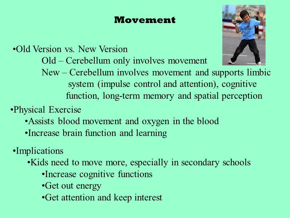 Movement Old Version vs.