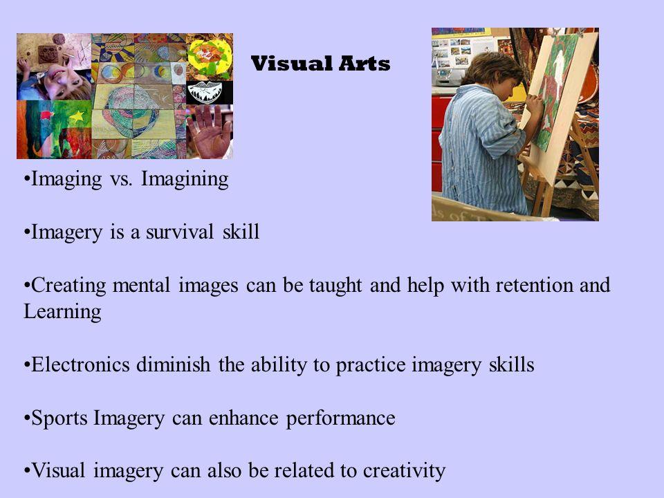 Visual Arts Imaging vs.