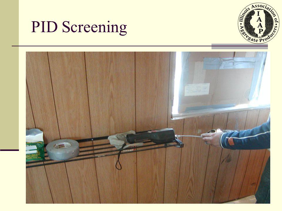 PID Screening
