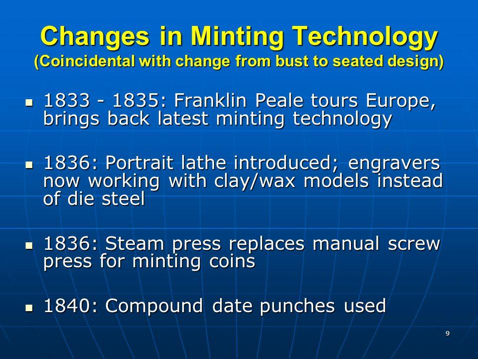 20 With Motto Coinage : 1870-CC Half Dollar