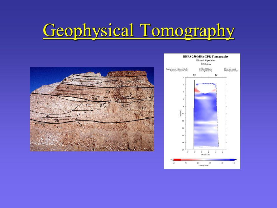Geophysical Tomography