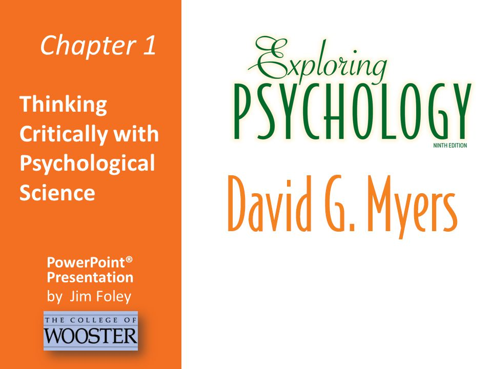 Topics and Questions  The history and growth of psychology  The big question: Nature vs.