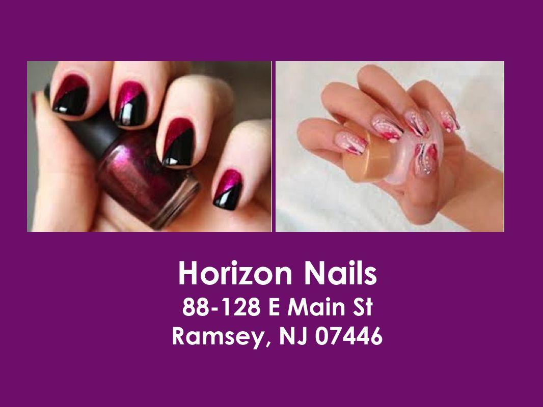 Horizon Nails 88-128 E Main St Ramsey, NJ 07446