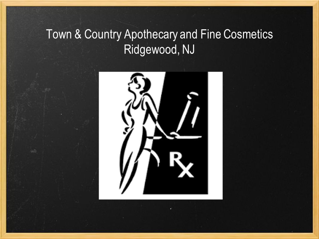 Town & Country Apothecary and Fine Cosmetics Ridgewood, NJ