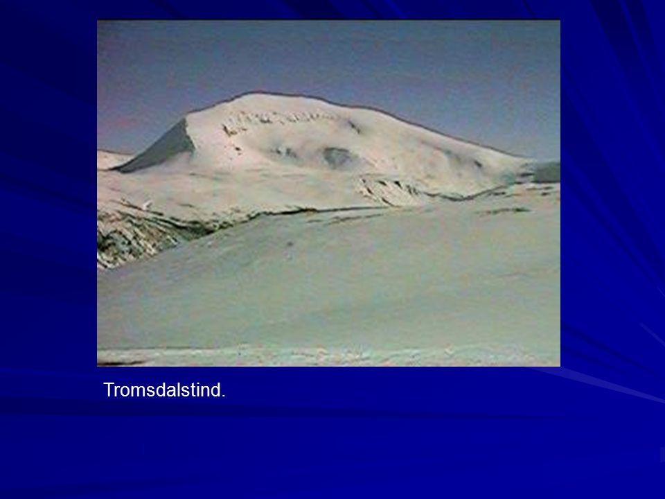 Tromsdalstind.
