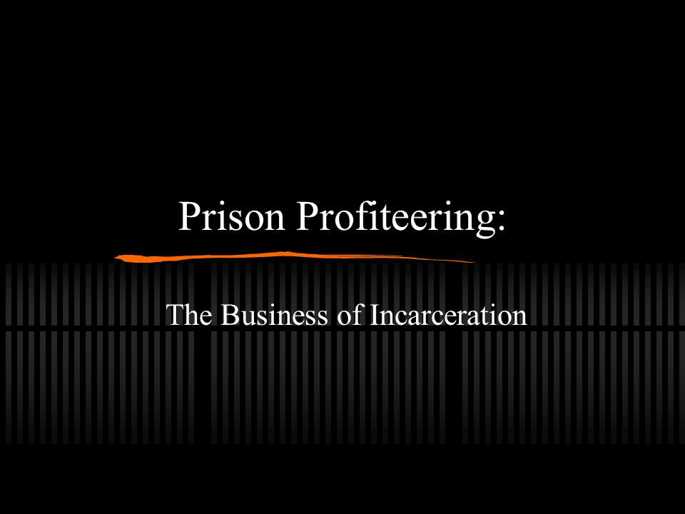 History of Private Prisons Private prisons began in New York in the 1980's as a result of overcrowding in the prisons, and a lack of taxpayer and government willingness to finance more prisons.