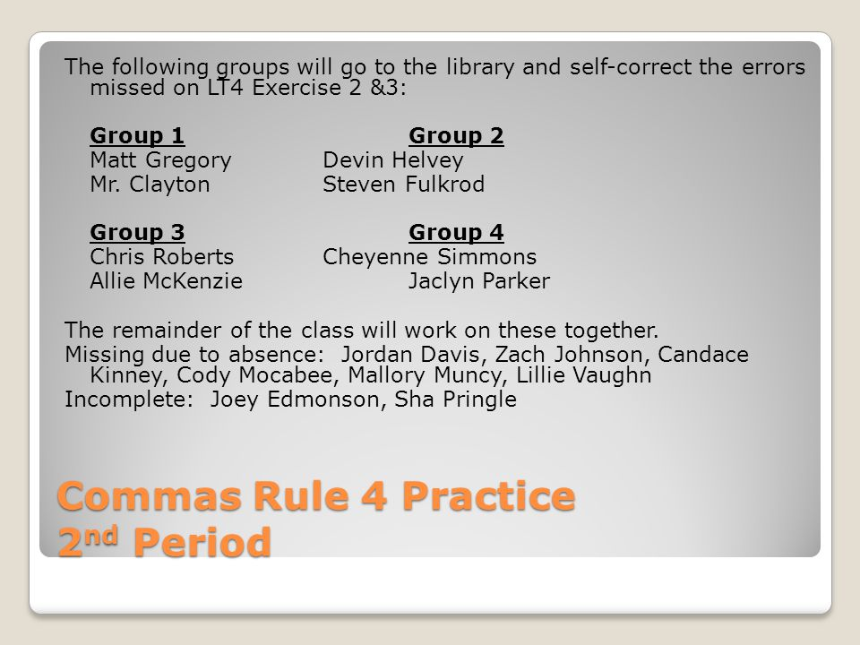 4th Pd. Group 7 Notes