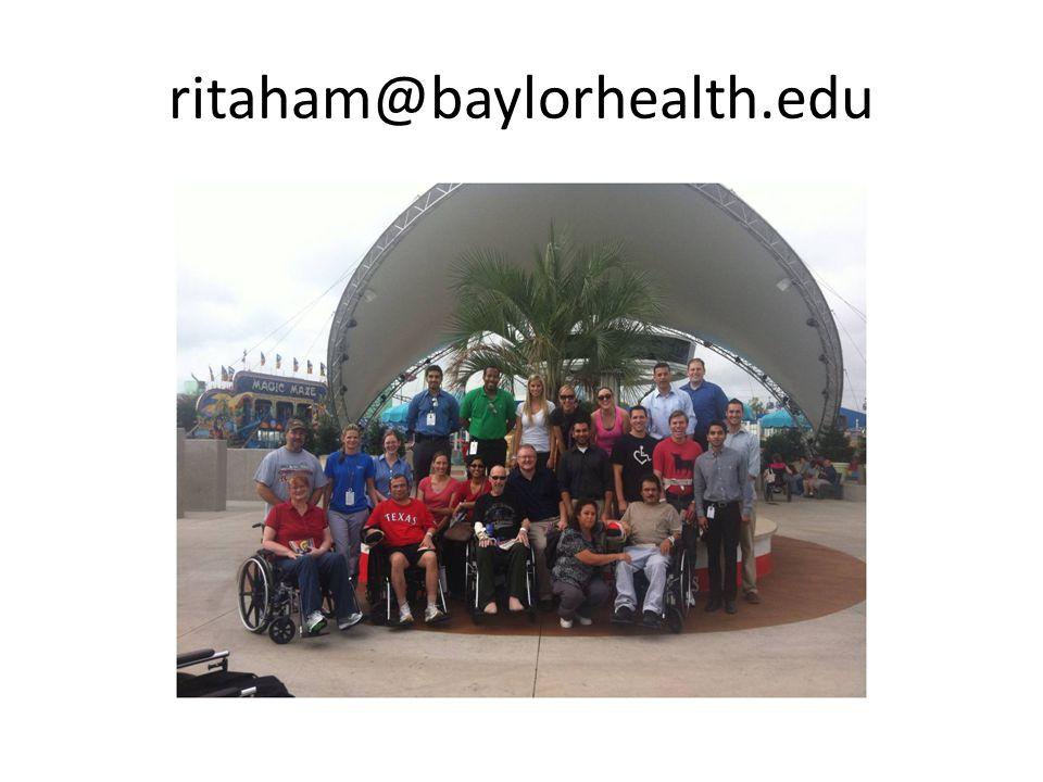 ritaham@baylorhealth.edu