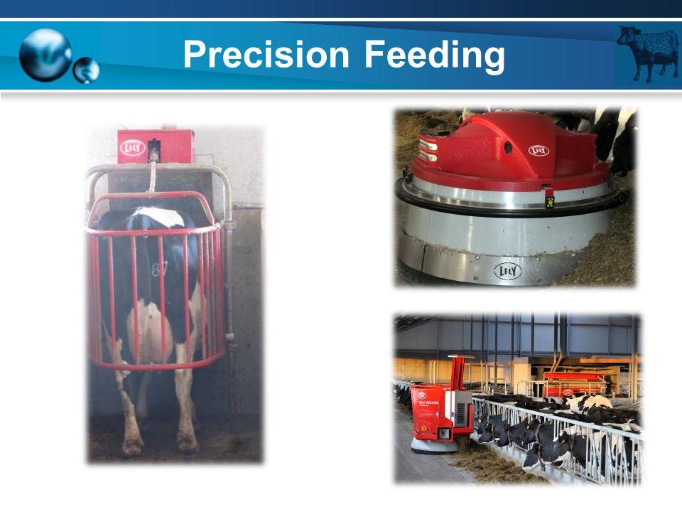 Precision Feeding