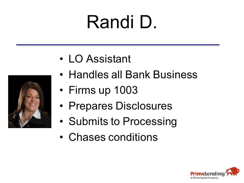 Randi D.