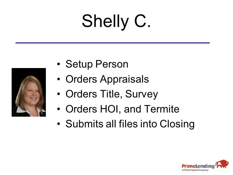Shelly C.