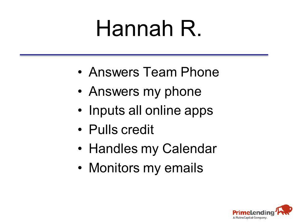 Hannah R.