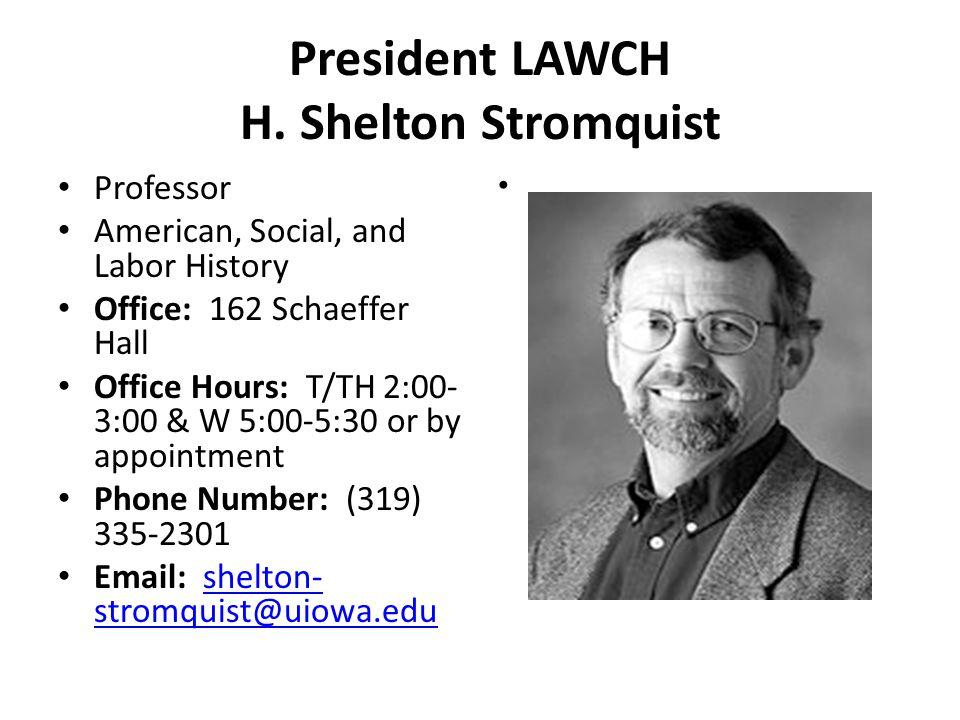 President LAWCH H.