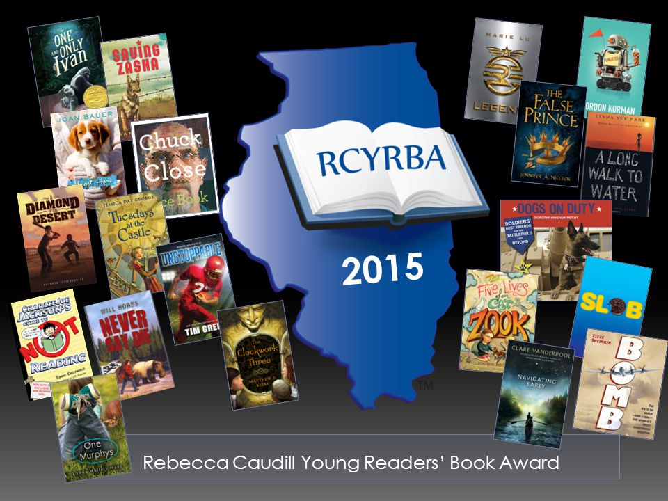 Rebecca Caudill Young Readers' Book Award 2015