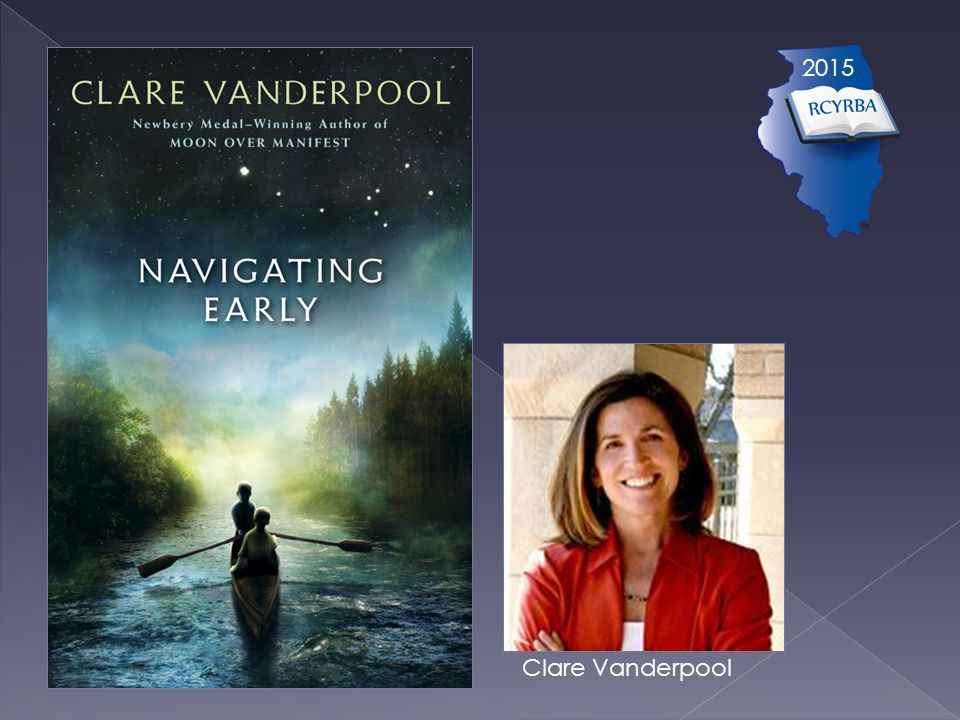 2015 Clare Vanderpool