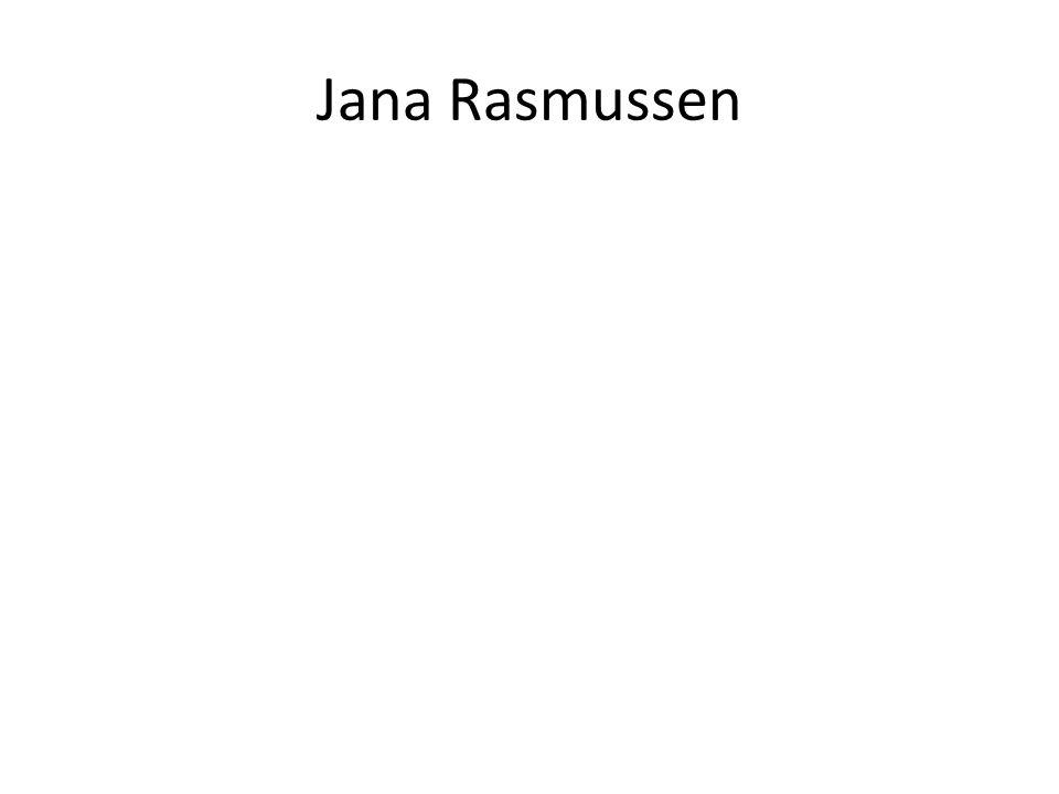 Jana Rasmussen