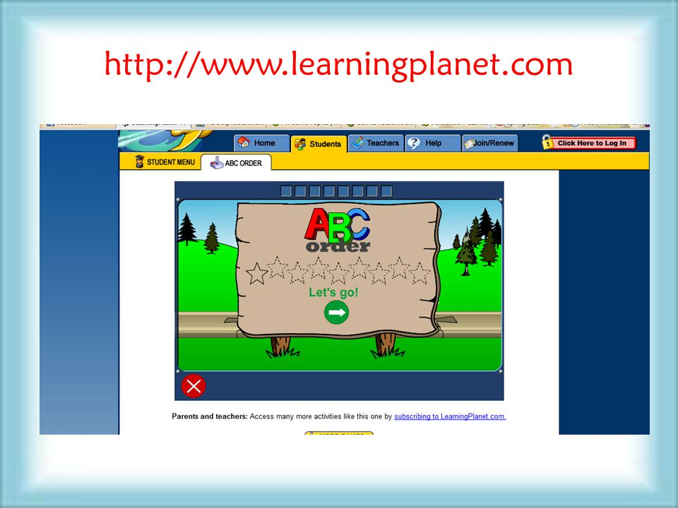 http://www.learningplanet.com