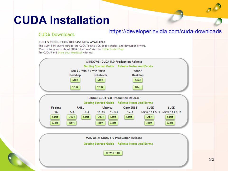 CUDA: deviceQuery 24