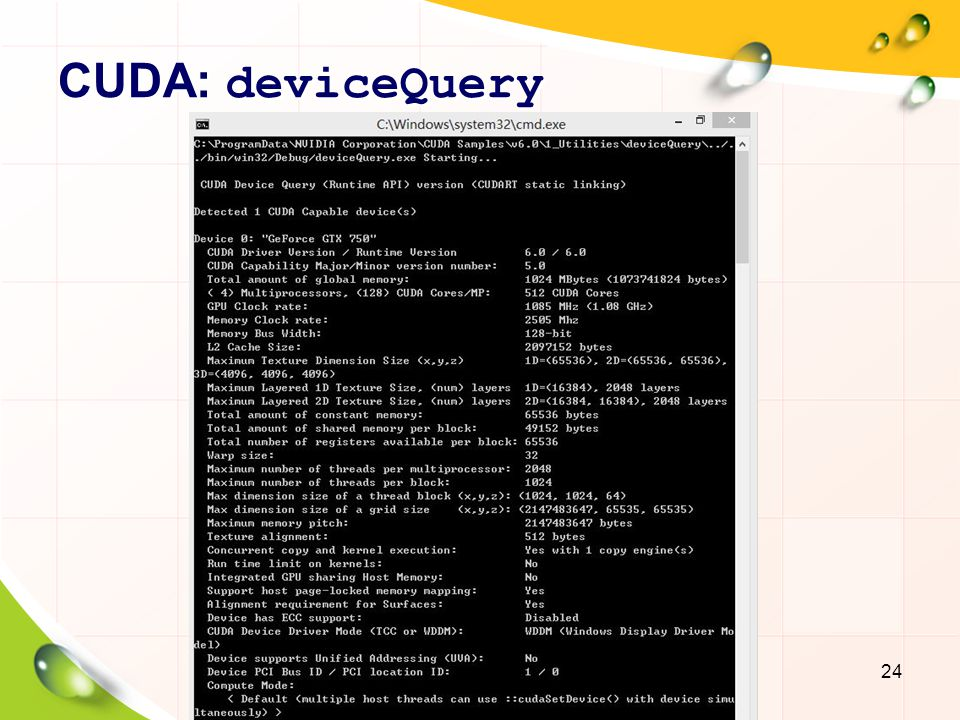 CUDA: bandwidthTest 25