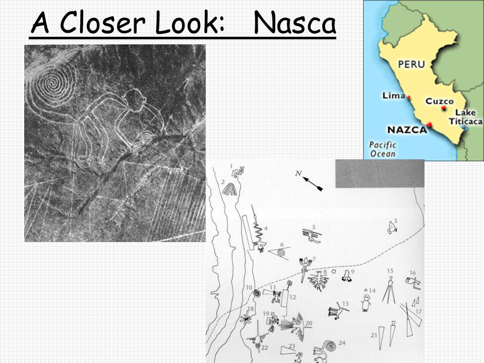 A Closer Look: Nasca