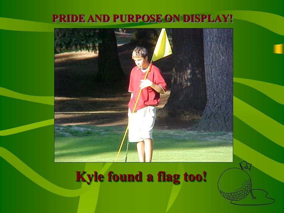 PRIDE AND PURPOSE ON DISPLAY! KristynKristyn