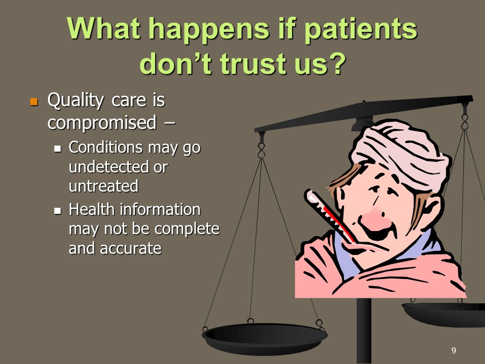 20 Patient's Rights Culture of Confidentiality Minimum Necessary Minimum Necessary Access will be limited to the minimum necessary t o achieve the intended purpose of the use or disclosure.