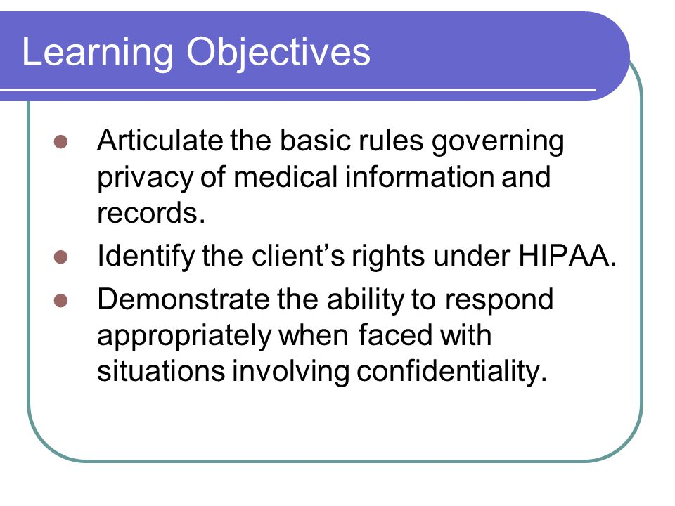 Protecting the Security of PHI Each healthcare site must have appropriate administrative, technical and physical safeguards to protect the privacy of protected health information.