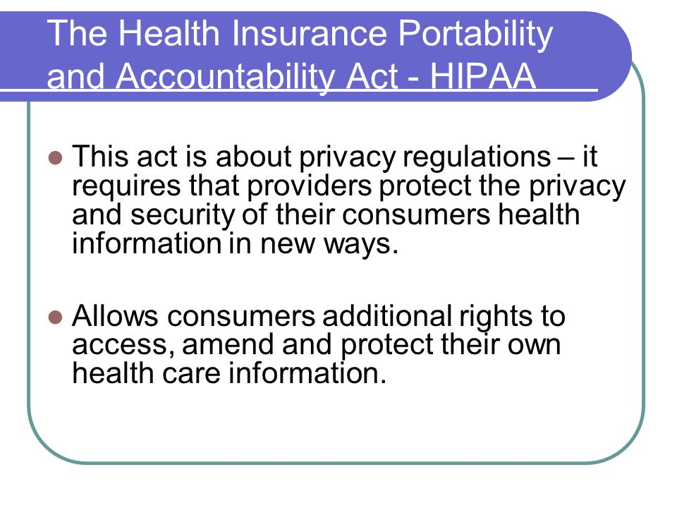 What is Protected Health Information .PHI is information that contains identifiers.