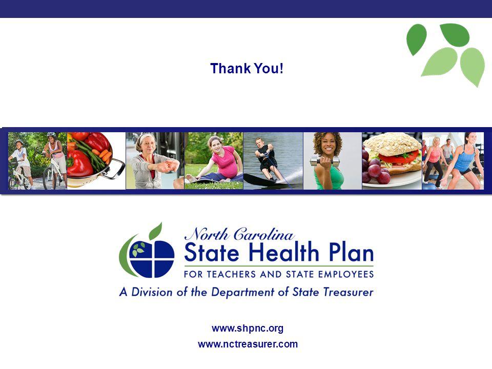 www.shpnc.org www.nctreasurer.com Thank You!