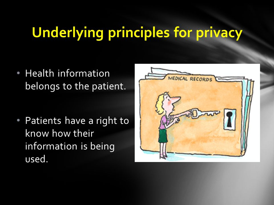 The KUMC Human Subjects Committee must make a privacy determination when conducting the ethical review of each study.