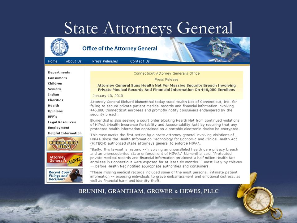 State Attorneys General