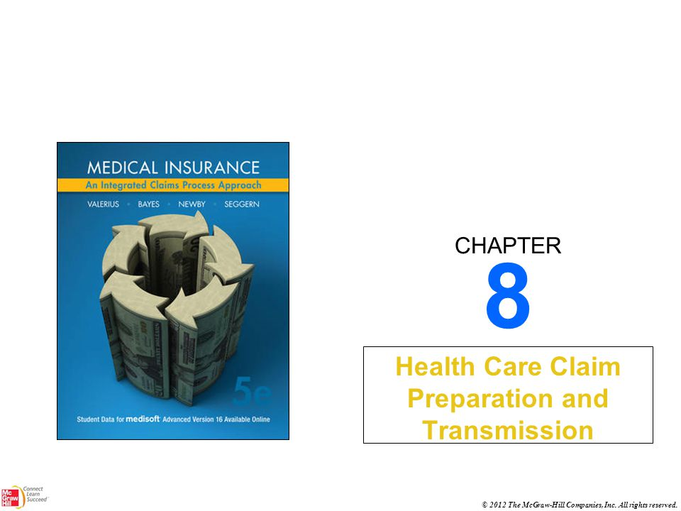 CHAPTER © 2012 The McGraw-Hill Companies, Inc. All rights reserved.